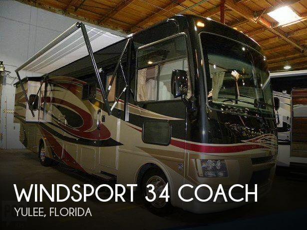 2013 Thor Motor Coach Windsport 34 Coach