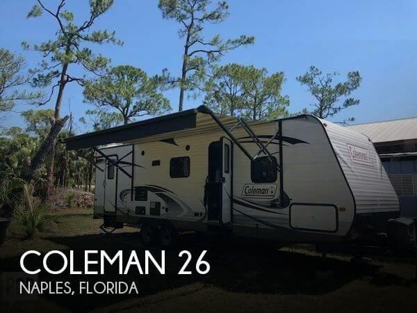 2014 Dutchmen Coleman 262BHS