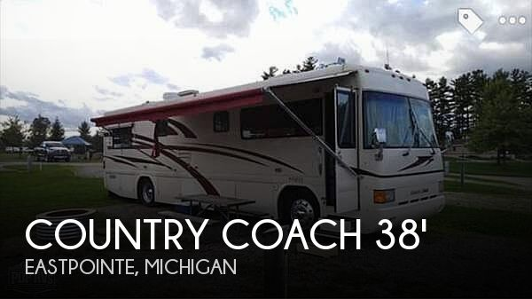 1999 Country Coach Country Coach Intrigue 36