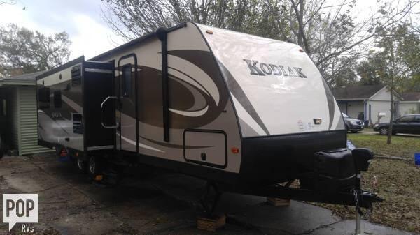 2015 Dutchmen Kodiak M-291RESL, 2