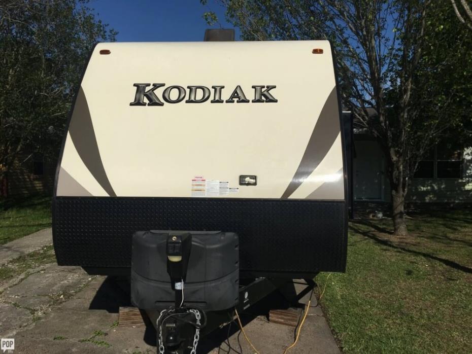 2015 Dutchmen Kodiak M-291RESL, 6