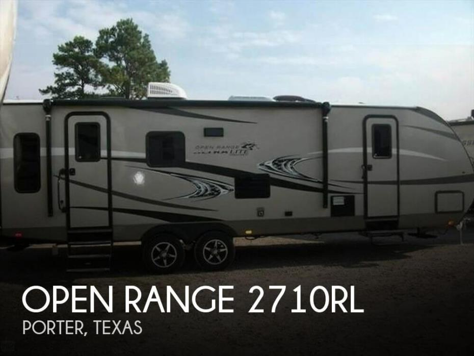 2016 Open Range Open Range 2710RL