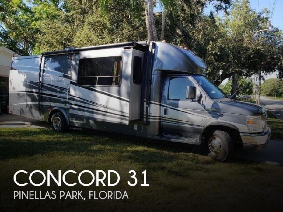 2010 Coachmen Concord 31