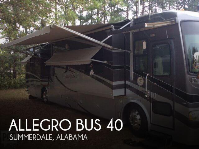 2007 Tiffin Allegro Bus 40
