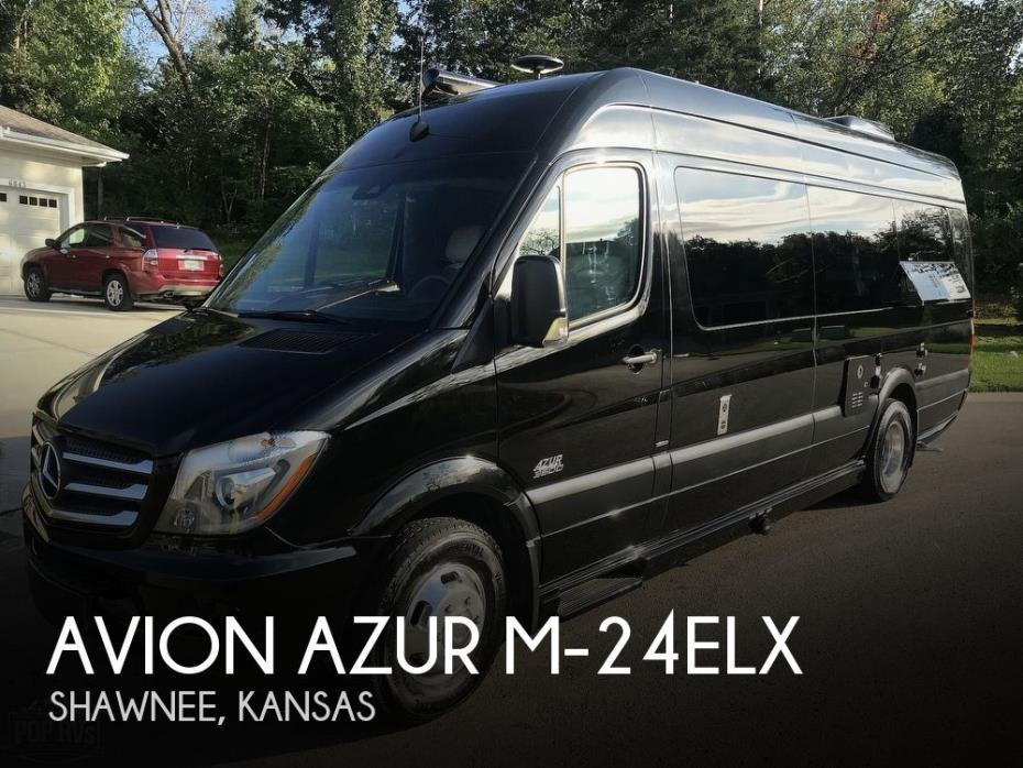 2017 Avion (by The RV Factory) Azur M-24ELX