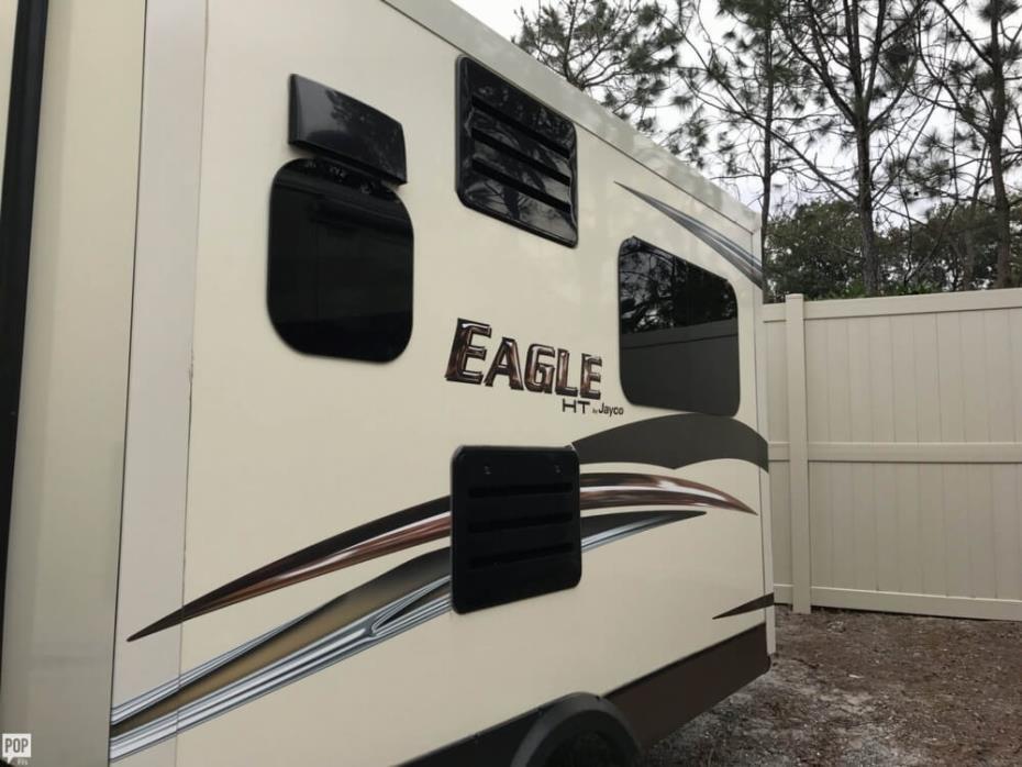 2015 Eagle Super Lite (by Jayco) 27.5 RLTS, 10