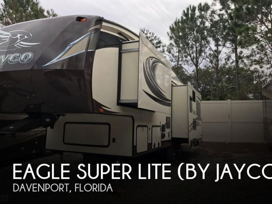 2015 Eagle Super Lite (by Jayco) 27.5 RLTS
