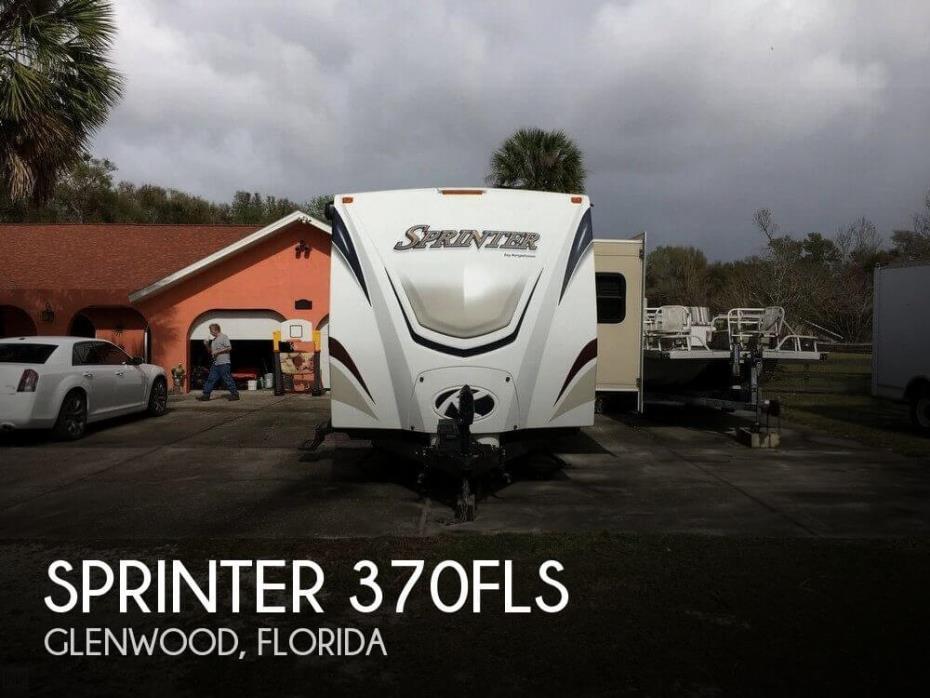 2014 Keystone Sprinter 370FLS