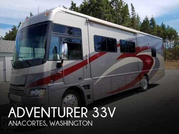 2008 Winnebago Adventurer 33V