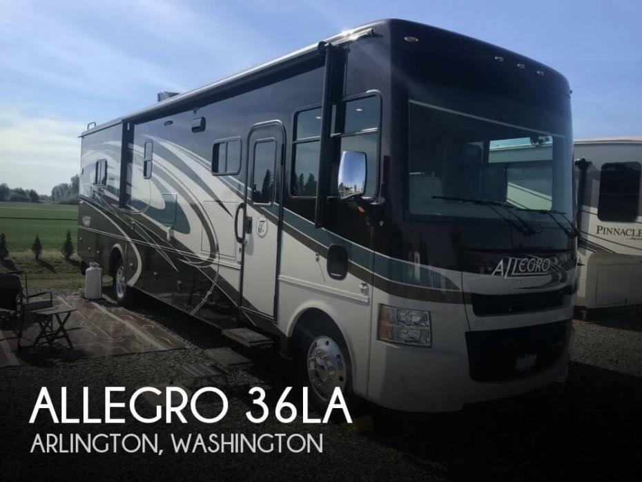2016 Tiffin Allegro 36LA