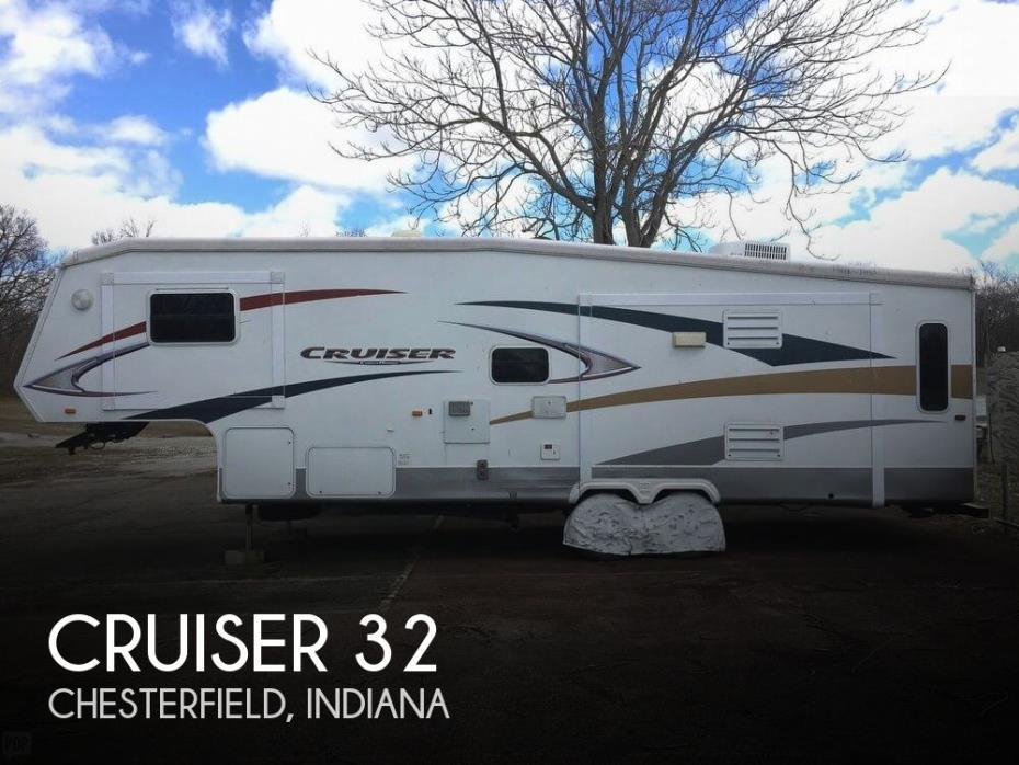 2008 CrossRoads Cruiser 30SK