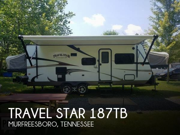 2017 Starcraft Travel Star 187TB