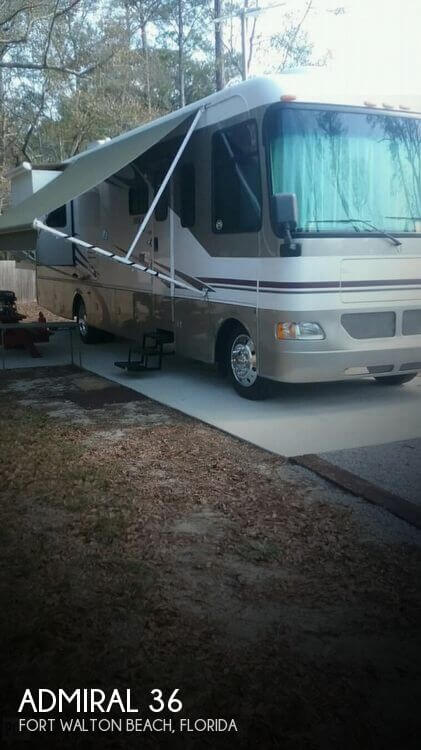 2006 Holiday Rambler Admiral 36