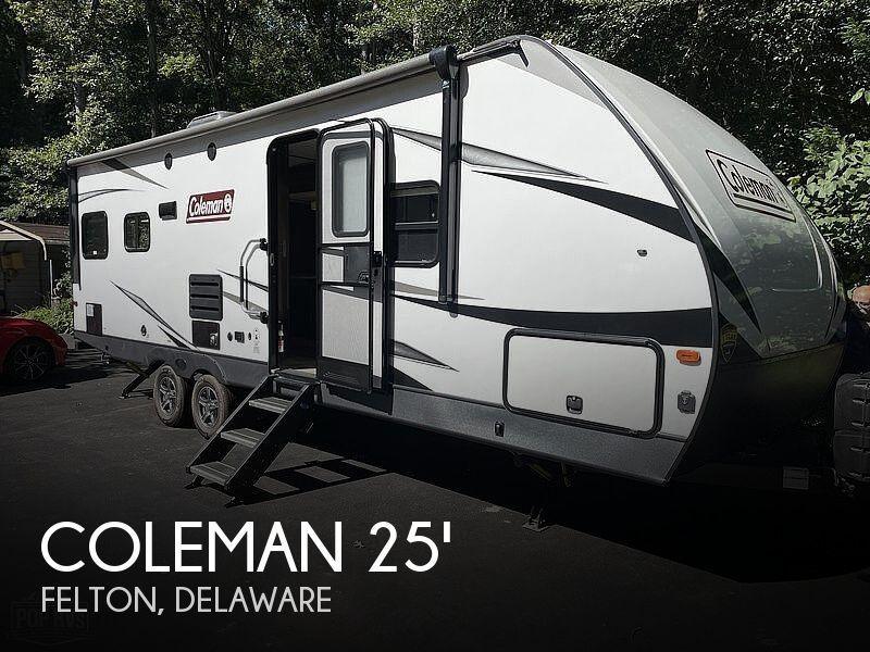 2020 Dutchmen Coleman Light 2515RL