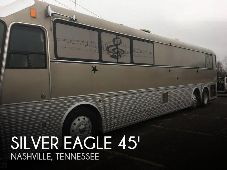 1993 Eagle Bus Silver Eagle 15 45-1m
