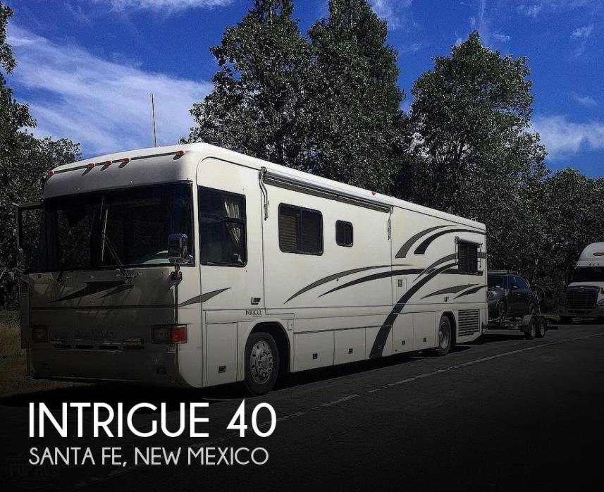 2000 Country Coach Intrigue 40