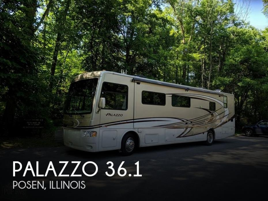 2013 Thor Motor Coach Palazzo 36.1