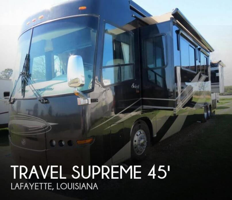 2008 Travel Supreme Travel Supreme Select 45DL24
