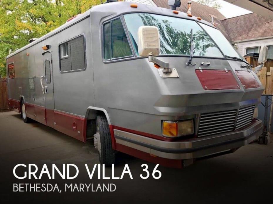1993 Foretravel Motorcoach Grand Villa 36