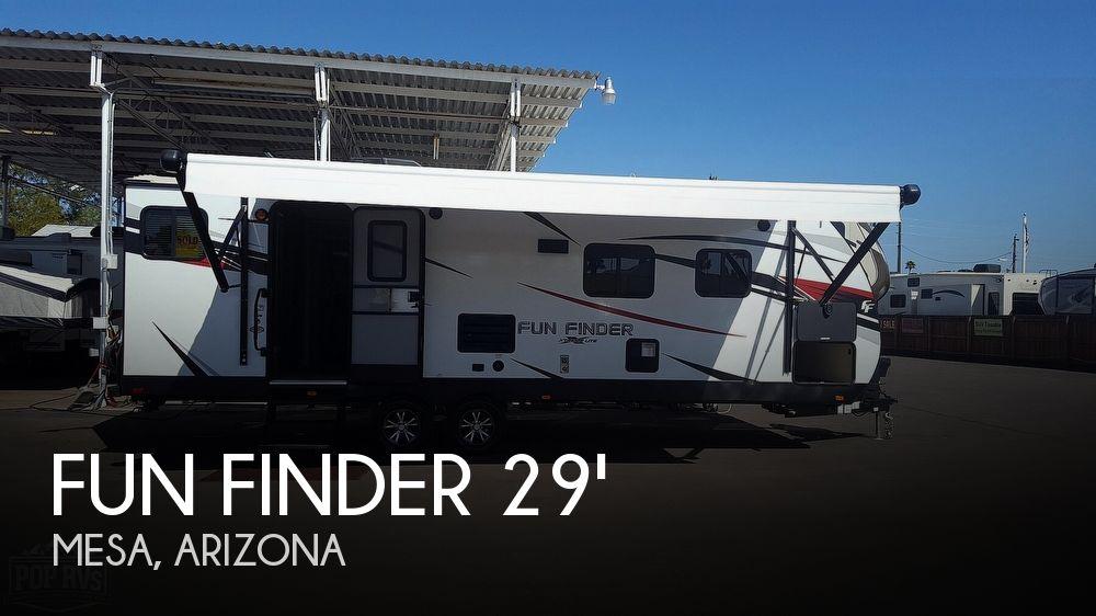 2018 Cruiser RV Fun Finder Xtreme Lite Series 26RB