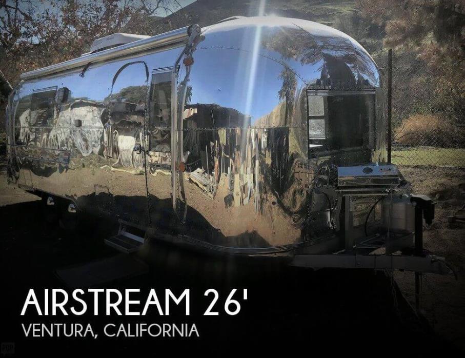1968 Airstream Airstream International Overlander