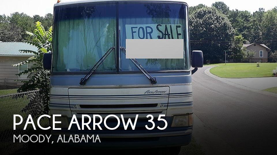 1999 Fleetwood Pace Arrow 35W
