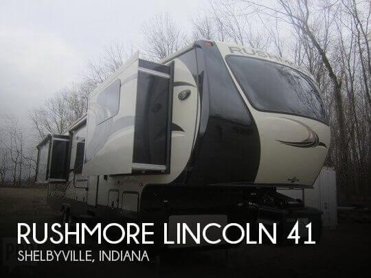 2014 CrossRoads Rushmore Lincoln 41
