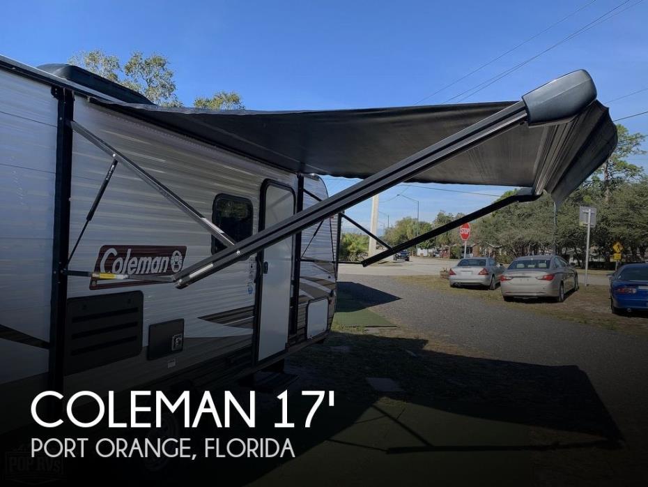 2020 Dutchmen Coleman Lantern 17FQ