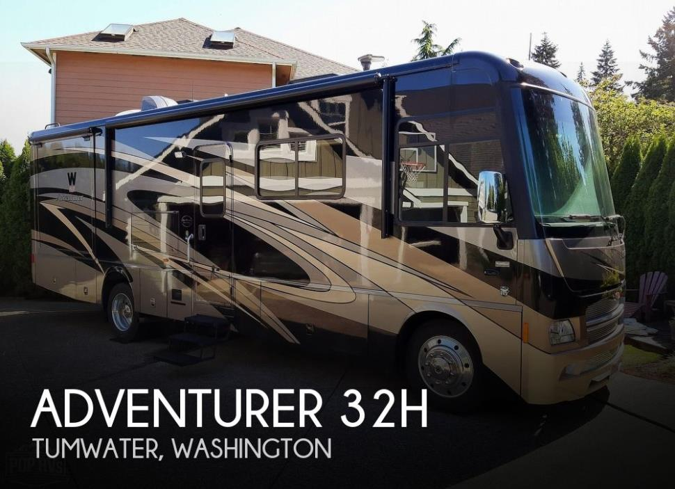 2012 Winnebago Adventurer 32H