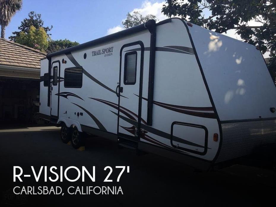 2013 R-Vision Trail-Sport 27BHS