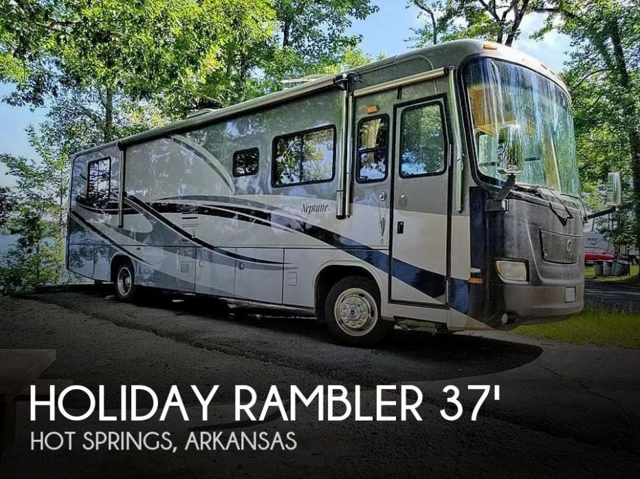 2007 Holiday Rambler Neptune 37PBD