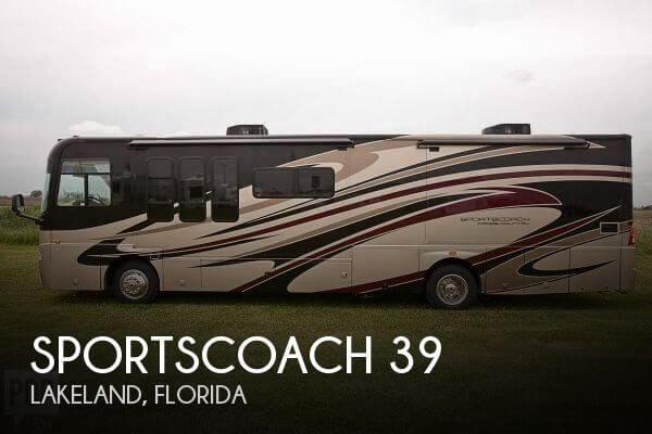 2011 Coachmen Sportscoach 39