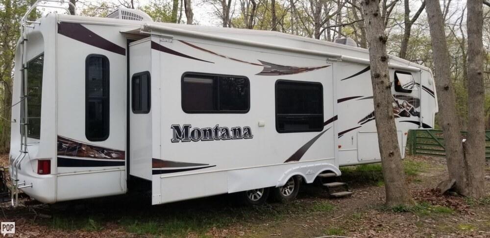 2007 Keystone Montana 3400RL - 4 Season Insulation