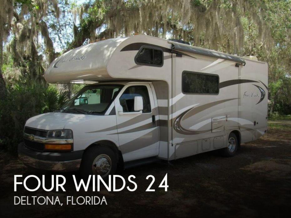 2013 Thor Motor Coach Four Winds 24
