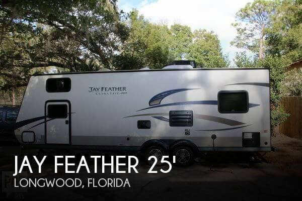 2015 Jayco Jay Feather x254 Travel Trailer