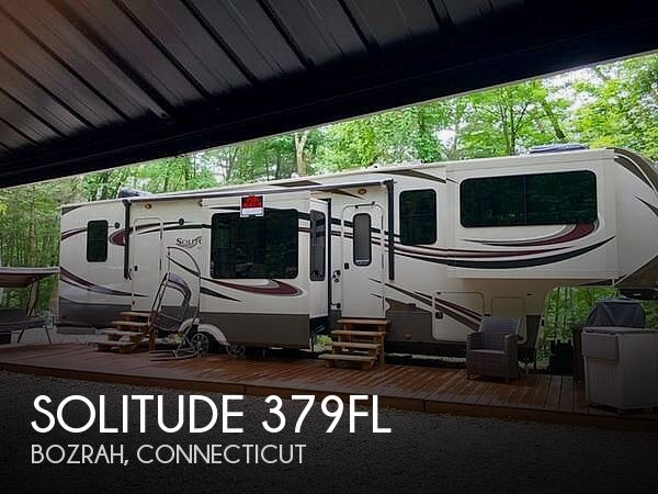 2015 Grand Design Solitude 379FL