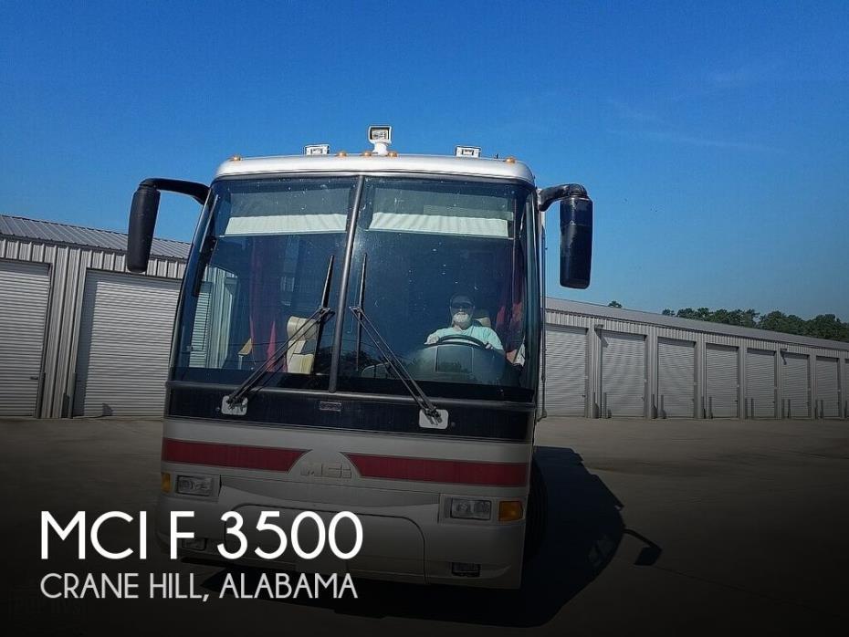 2001 MCI MCI F3500