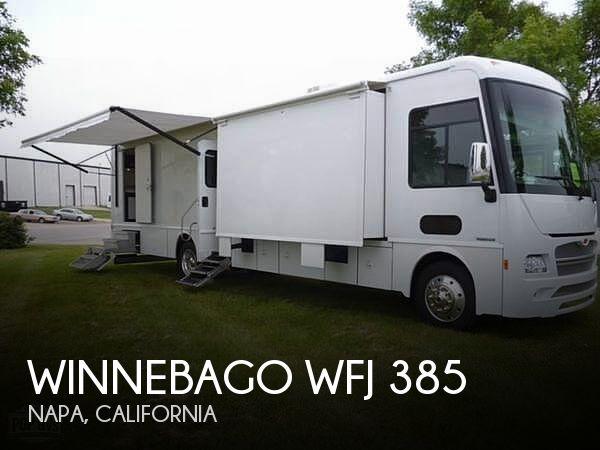 2016 Winnebago Winnebago WFJ 385