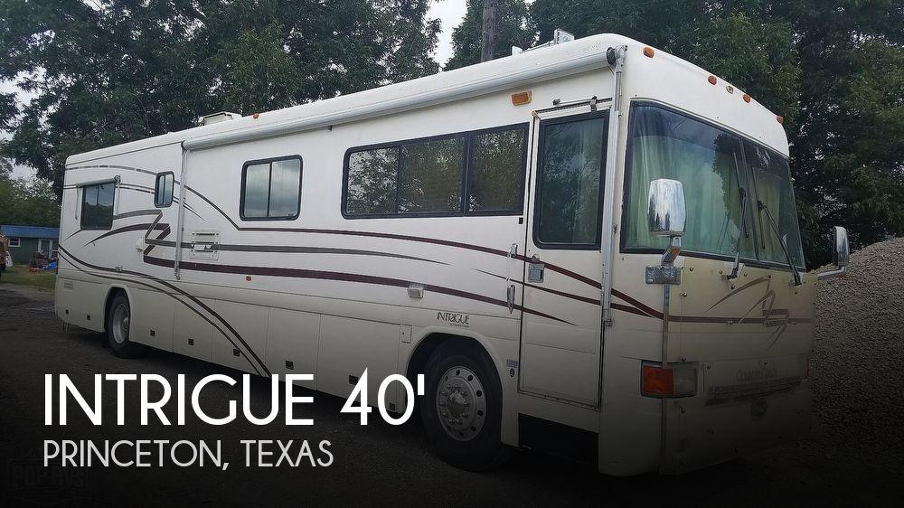 2001 Country Coach Intrigue 40 Suite of Dreams