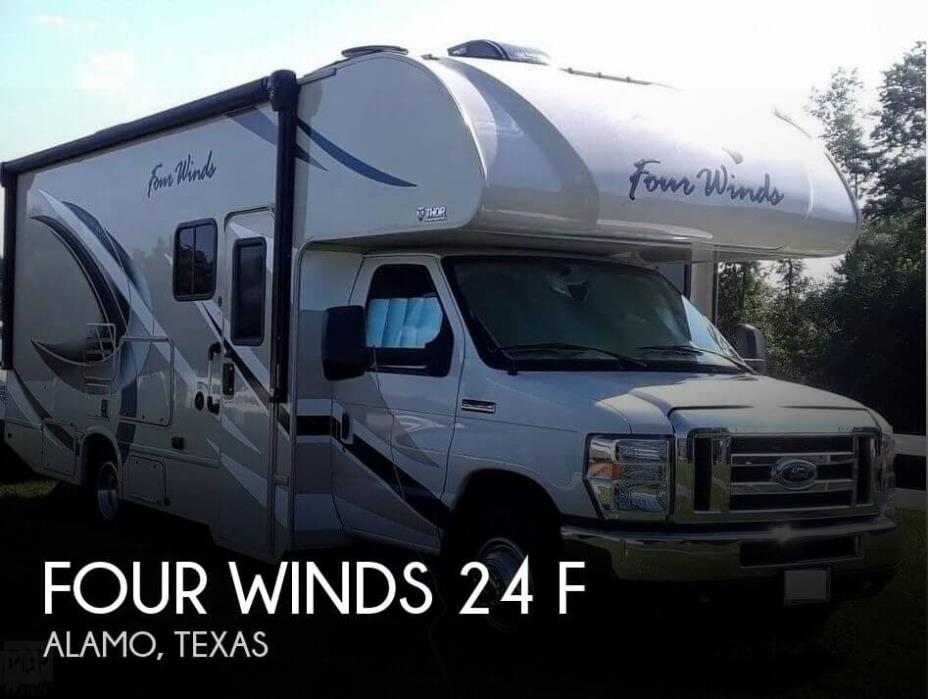 2018 Thor Motor Coach Four Winds 24 F