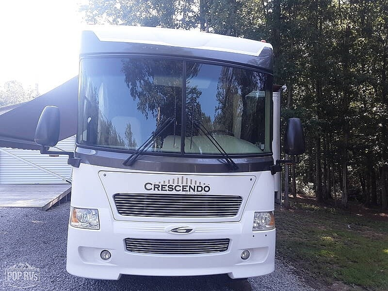 2007 Gulf Stream Crescendo 368 FRED