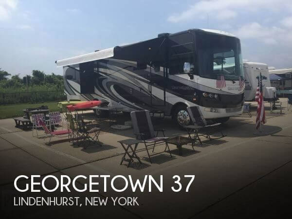 2017 Forest River Georgetown 377 TS