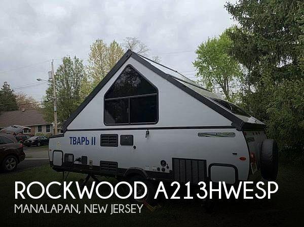 2019 Forest River Rockwood A213HWESP