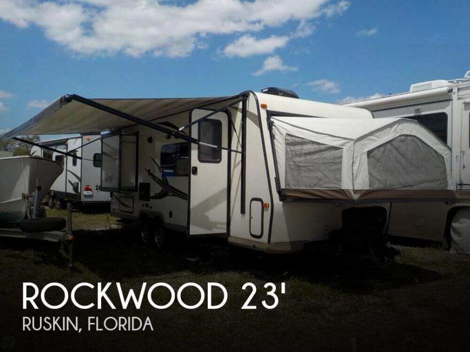 2017 Forest River Rockwood 23WS ROO