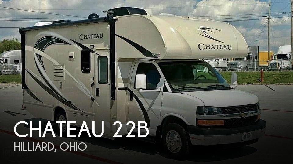 2017 Thor Motor Coach Chateau 22B
