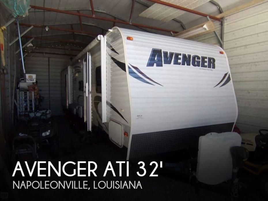 2013 Prime Time Avenger ATI 32 BHS Bunkhouse