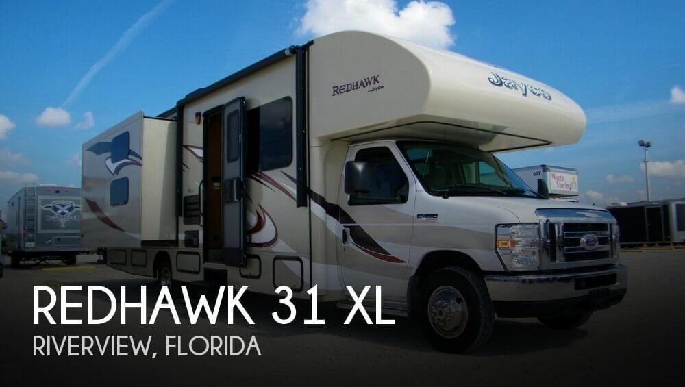 2015 Jayco Redhawk 31 XL