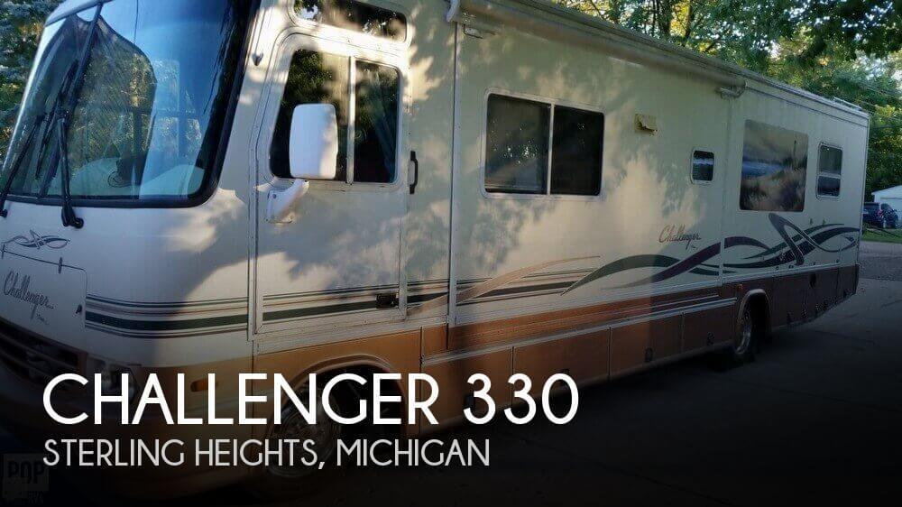 1999 Damon Challenger 330