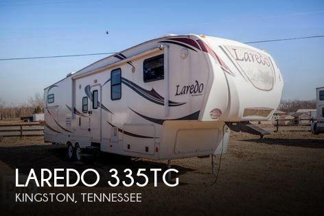 2013 Keystone Laredo 335TG