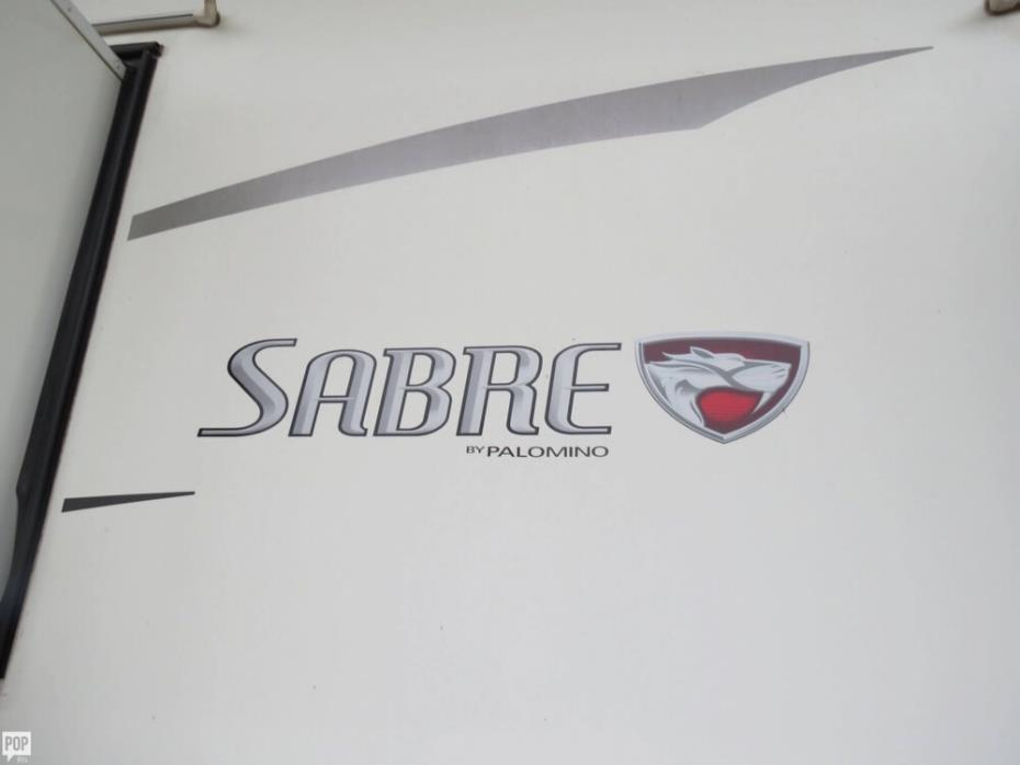2012 Palomino Sabre 32 BHOK-6, 11